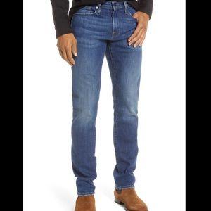 Frame Denim L'Homme Slim Jeans